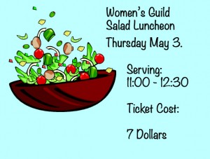 Women's Guild Salad Luncheon