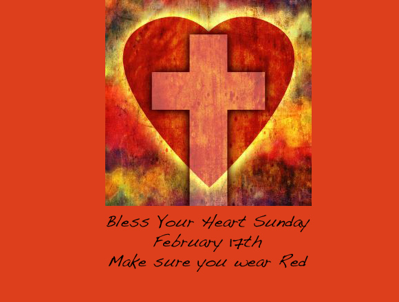 Bless your Heart Sunday