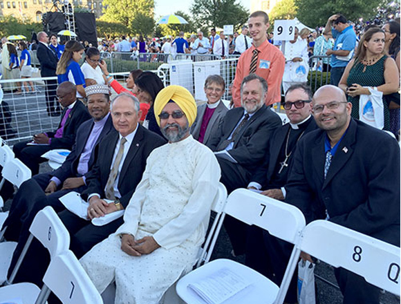 Pope Francis' message on creation care resonates with UCC leaders in D.C.