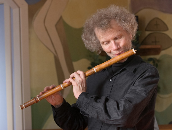 Flute Concert at Church of Peace Benefits Mission Projects
