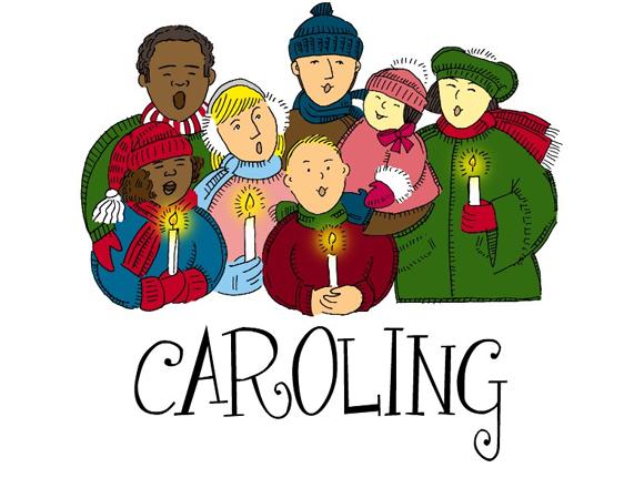 Church Caroling