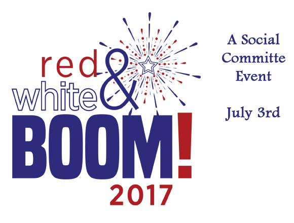Social Committee – Red, White and Boom