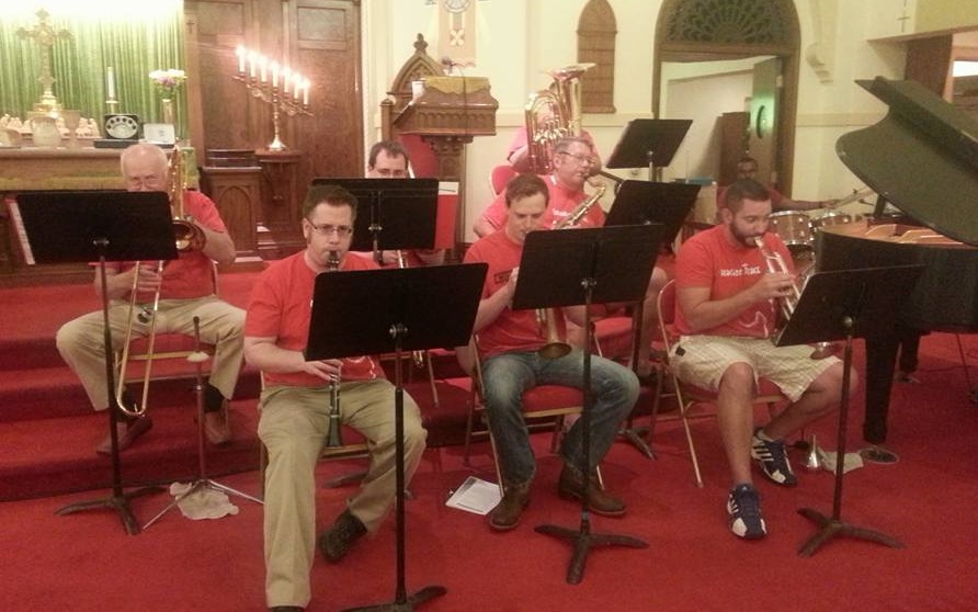 Annual Bix Beiderbecke Dixieland Jazz Sunday, August 5