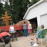 Church of Peace shines in Labor Day Parade