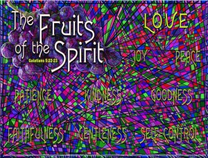 Get Ready for the Fruits of the Spirit