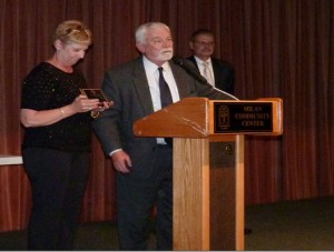 Church of Peace wins community award