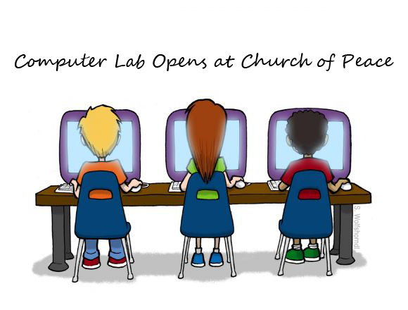 Computer lab opens