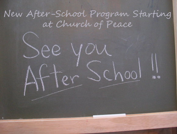 Church adds new after-school program