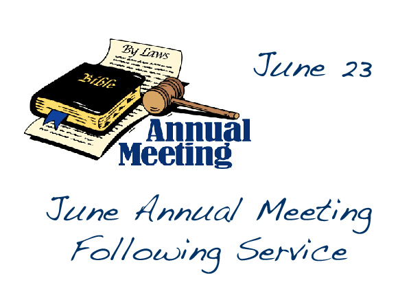 June Annual Meeting