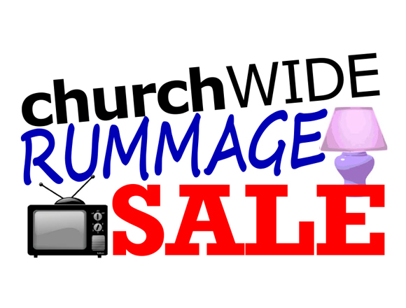 Rummage Sale this week