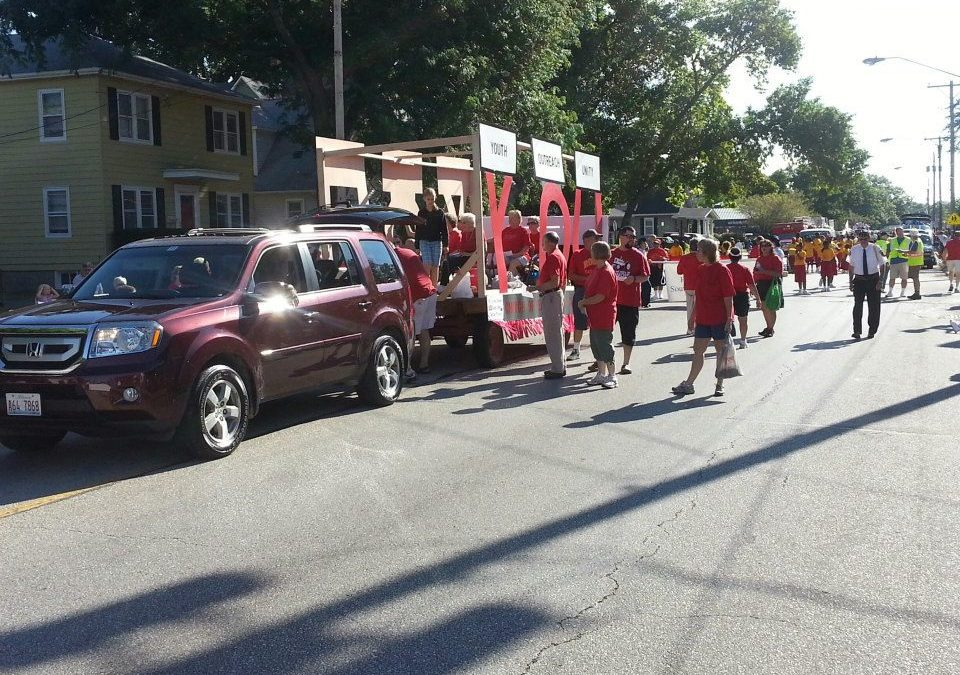 Labor Day Parade – Sept 4