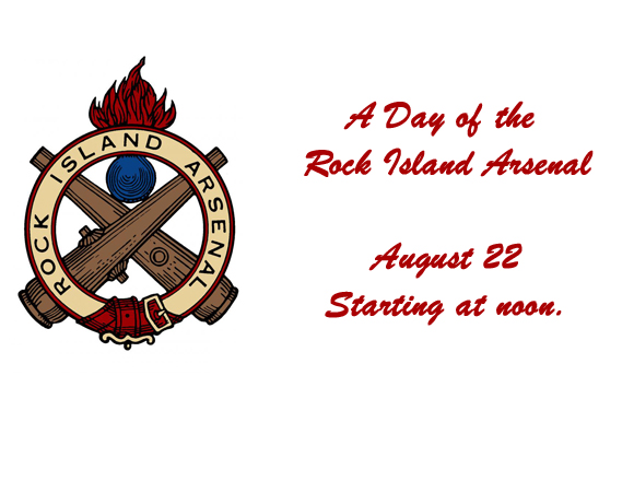 Social Committee Plans a Day of the Rock Island Arsenal