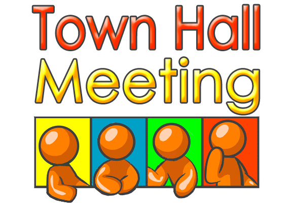 TownHall Meeting – August 30th
