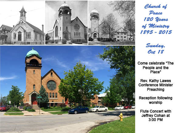 Church of Peace: 120 Years of Ministry