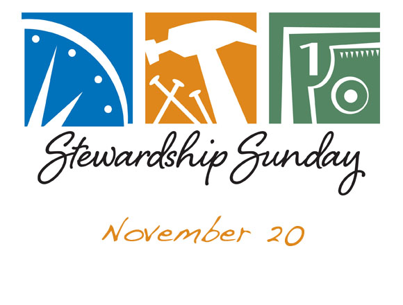 Stewardship Sunday and Thank Offering