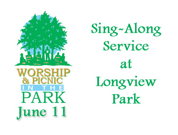 Worship in Longview Park